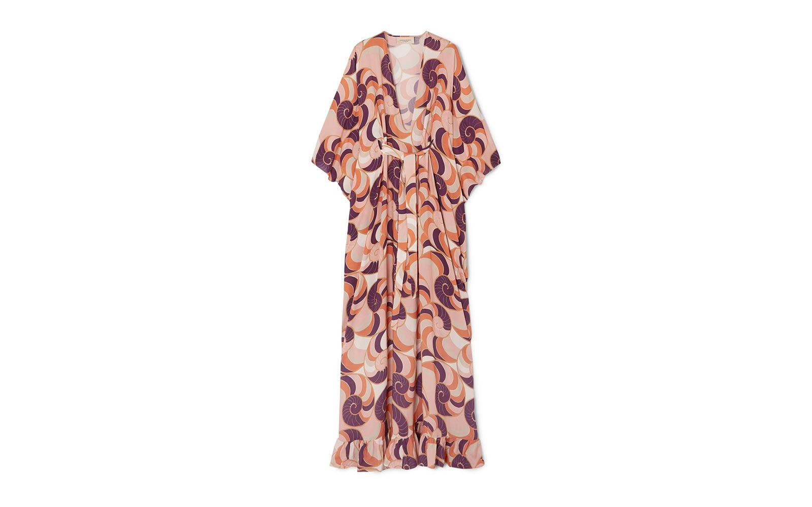 Adriana Degreas caftan dress