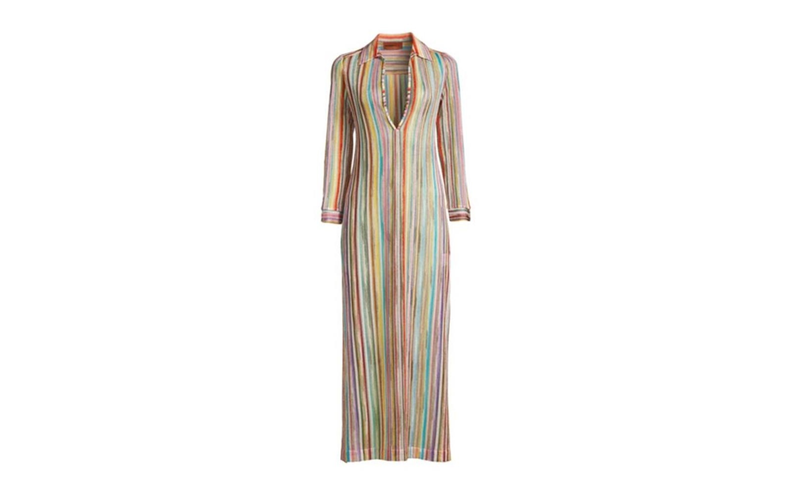 Missoni caftan dress