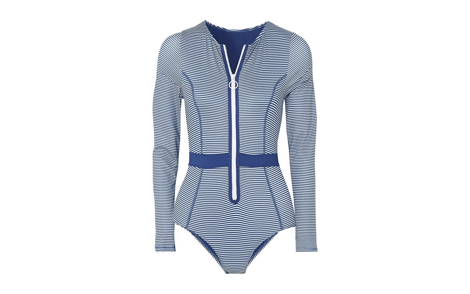 82dd444004 13 Long-sleeve Swimsuits With Style (and SPF) | Travel + Leisure