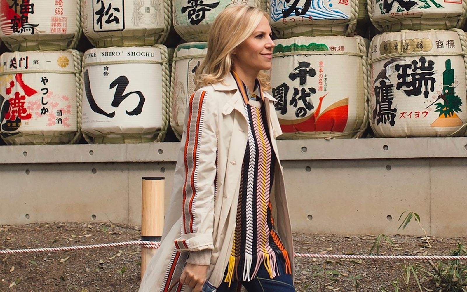 Tory Burch in Japan