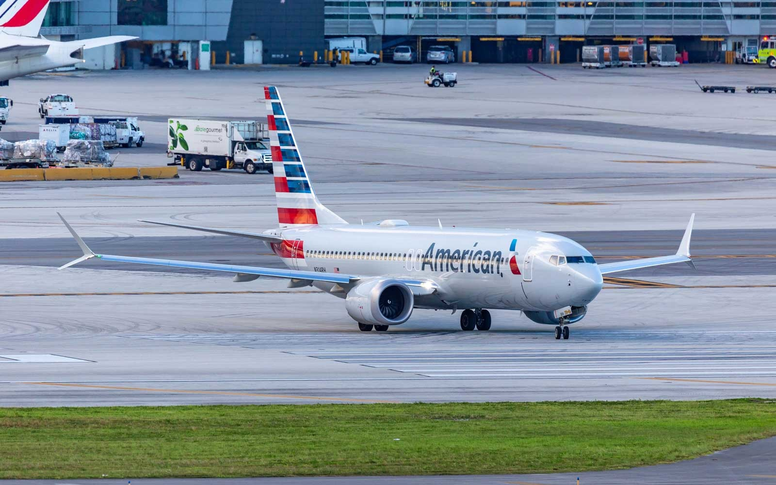American Airlines Boeing 737 Max-8