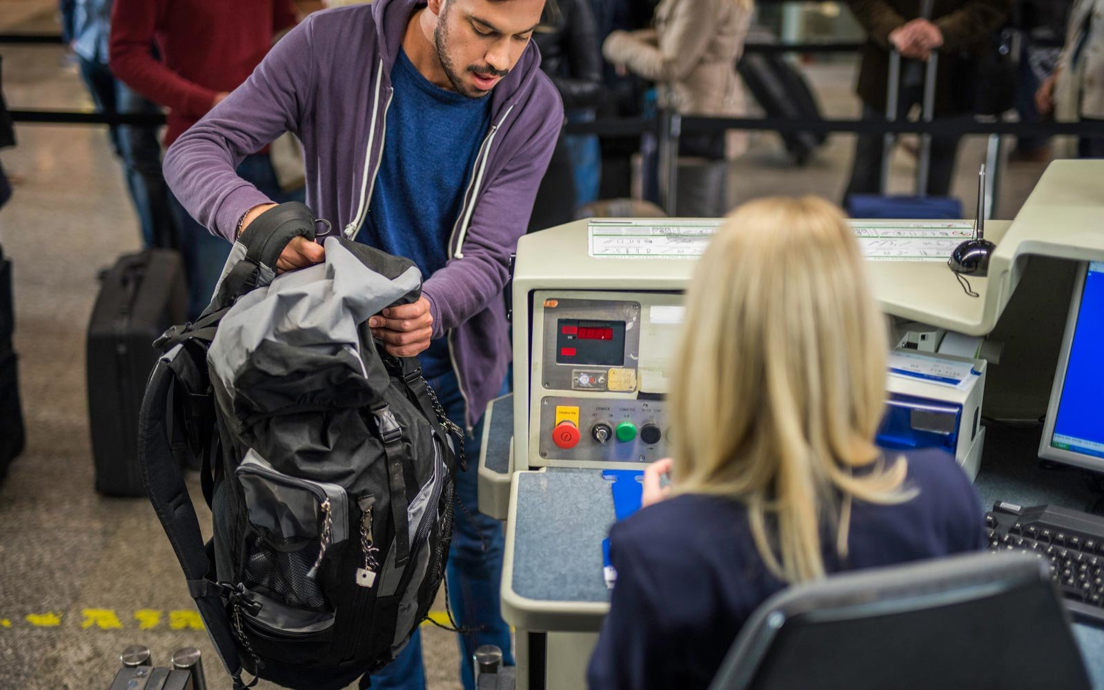 This Company Wants to Discreetly Weigh Passengers Before Flights to Help Airlines Use Less Fuel