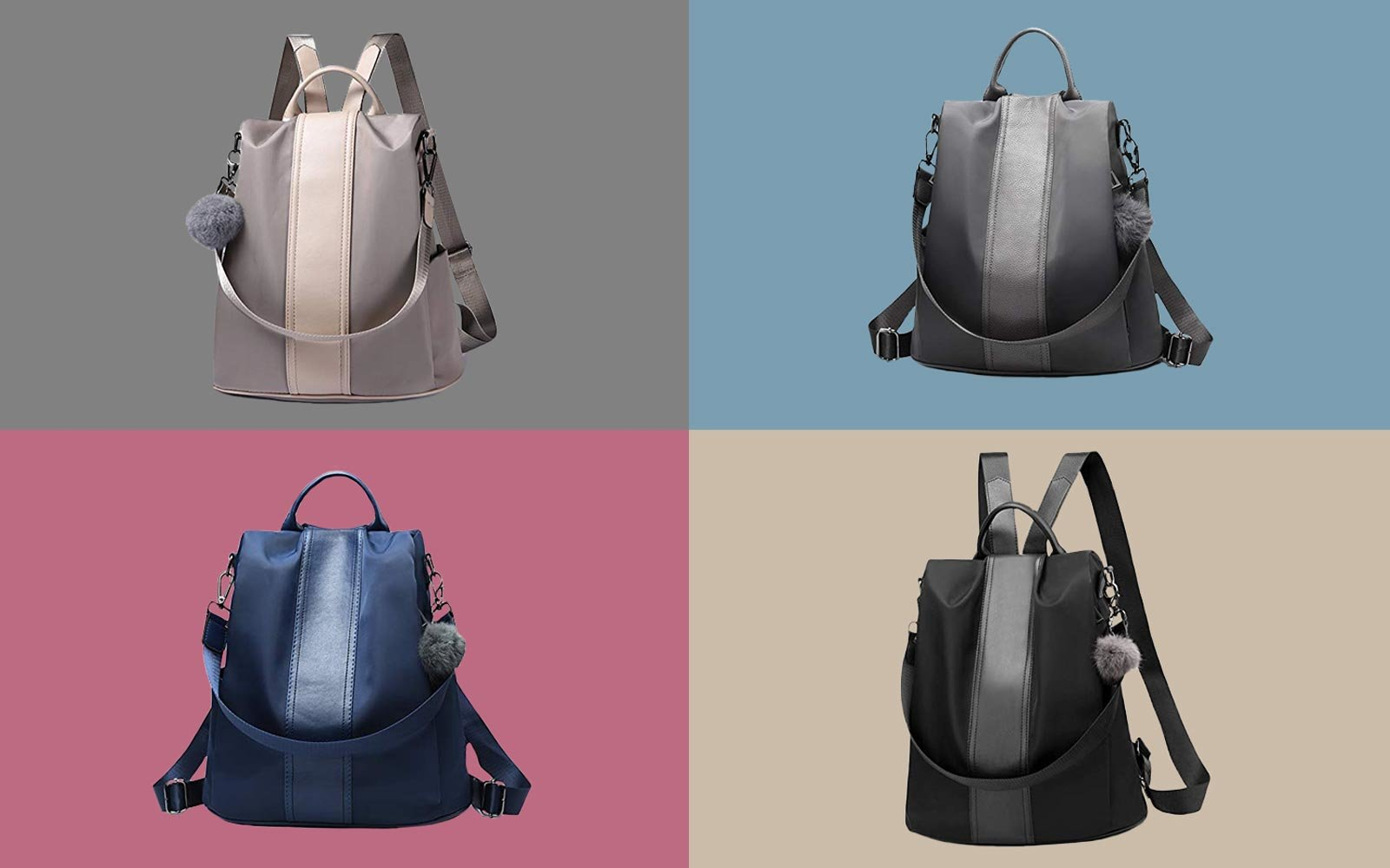 Pincnel backpacks