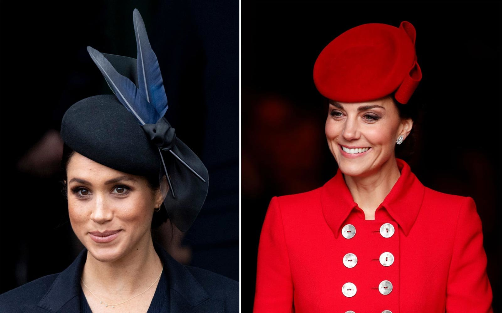 e5222e57a90 Kentucky Derby Hats Inspired by Kate Middleton and Meghan Markle ...