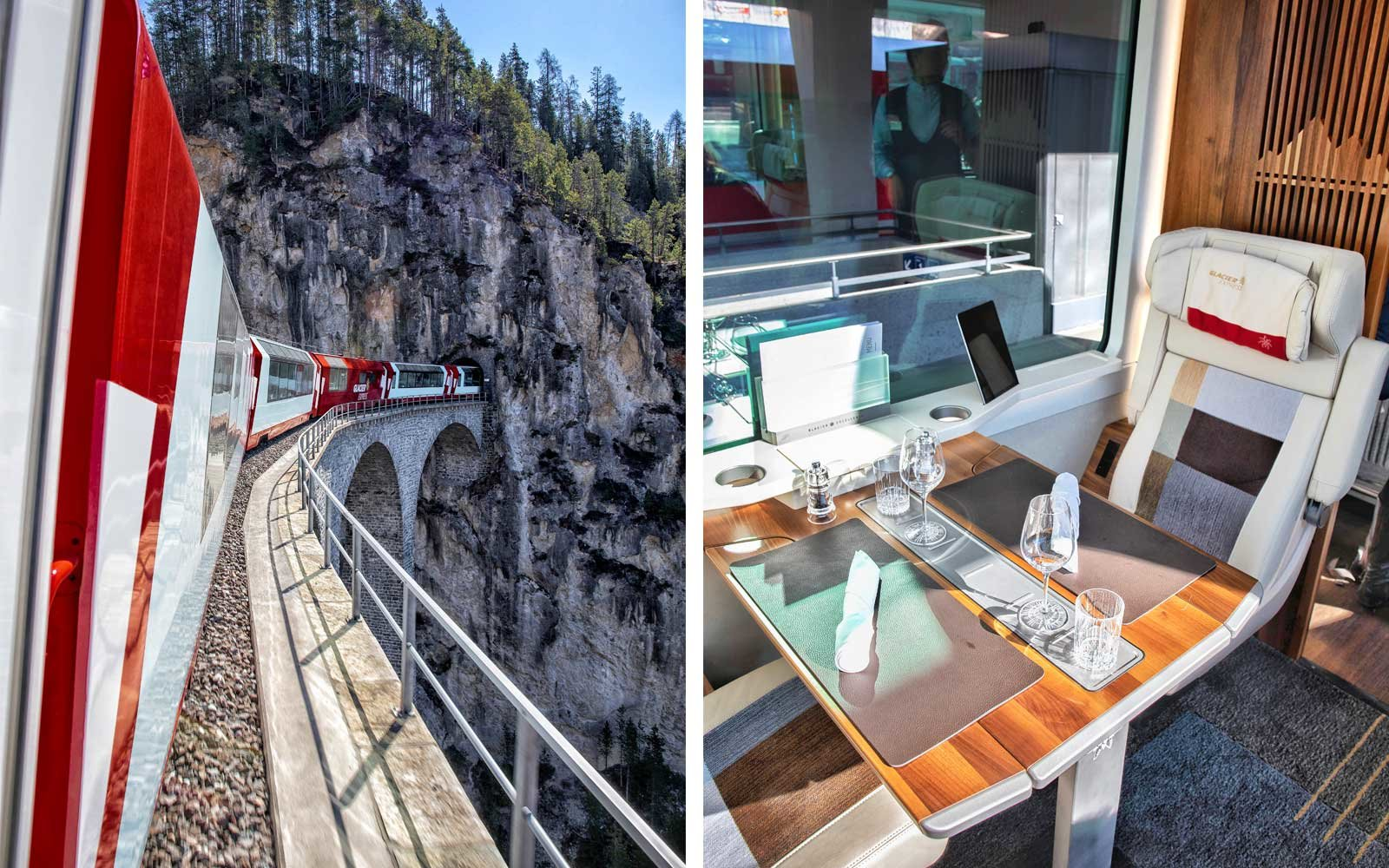 This Scenic Train Ride Hits All of Switzerland's Most Magical Stops — and Serves Unlimited Champagne