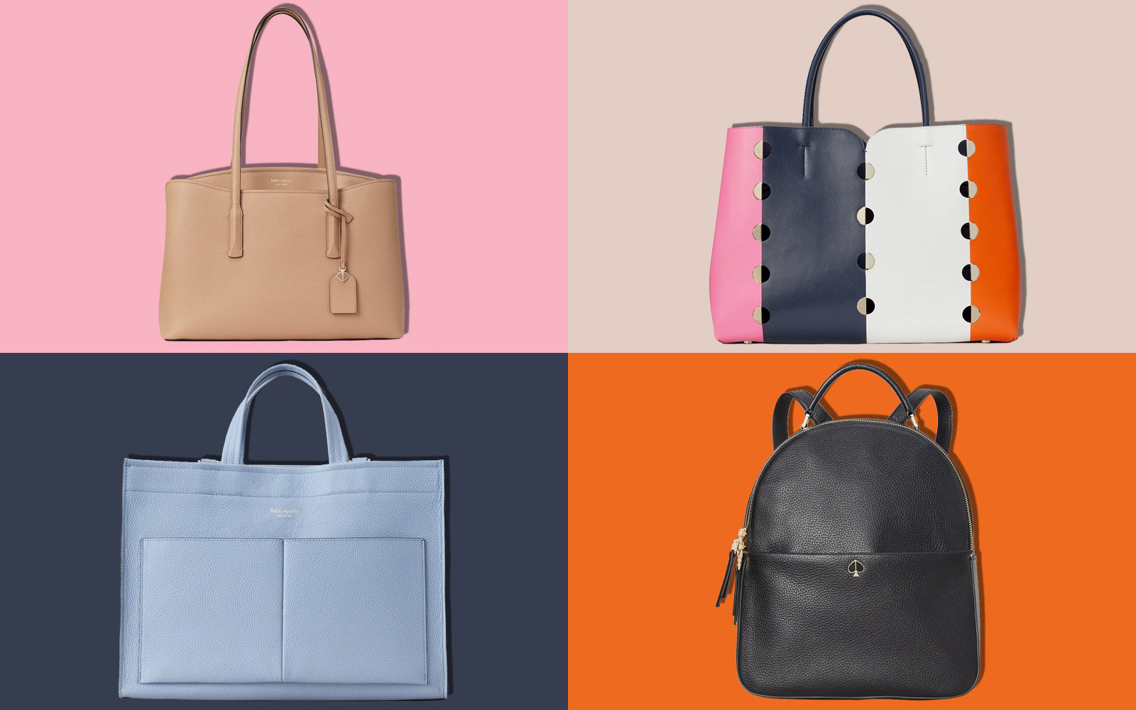 Kate Spade Has so Many Great Travel Bags Right Now — and You Can Get 20% Off