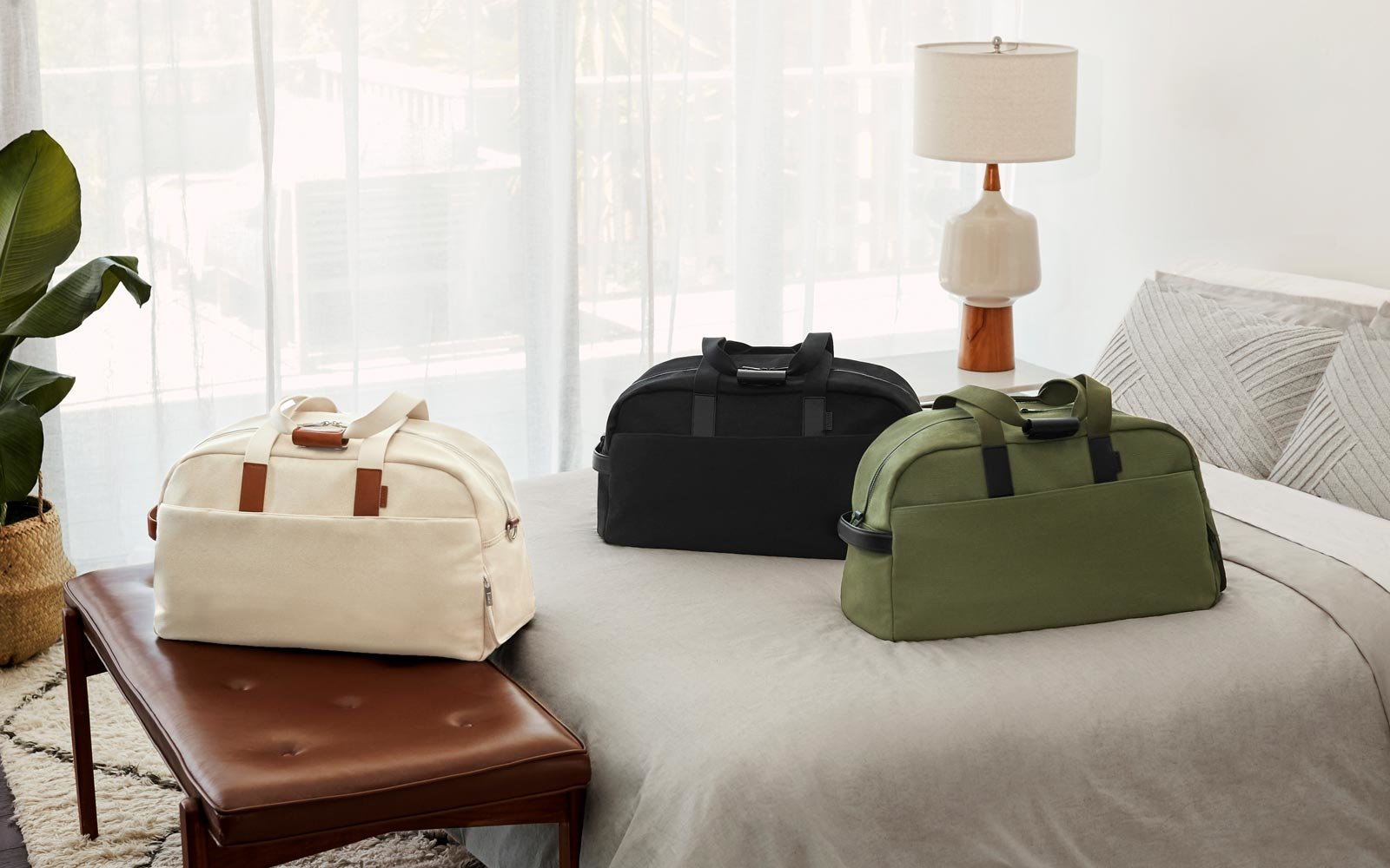 Away Just Launched Its First Duffel Bag | Travel + Leisure ... Rachael Ray Home Furniture Weekender on