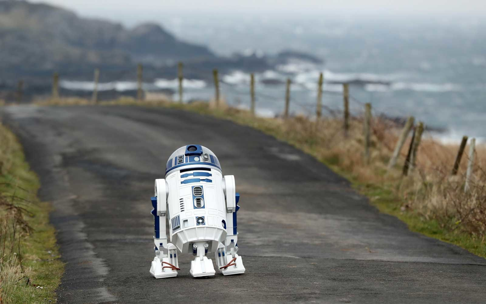 The Force Is With This Irish Town That Renamed Its Road After R2-D2