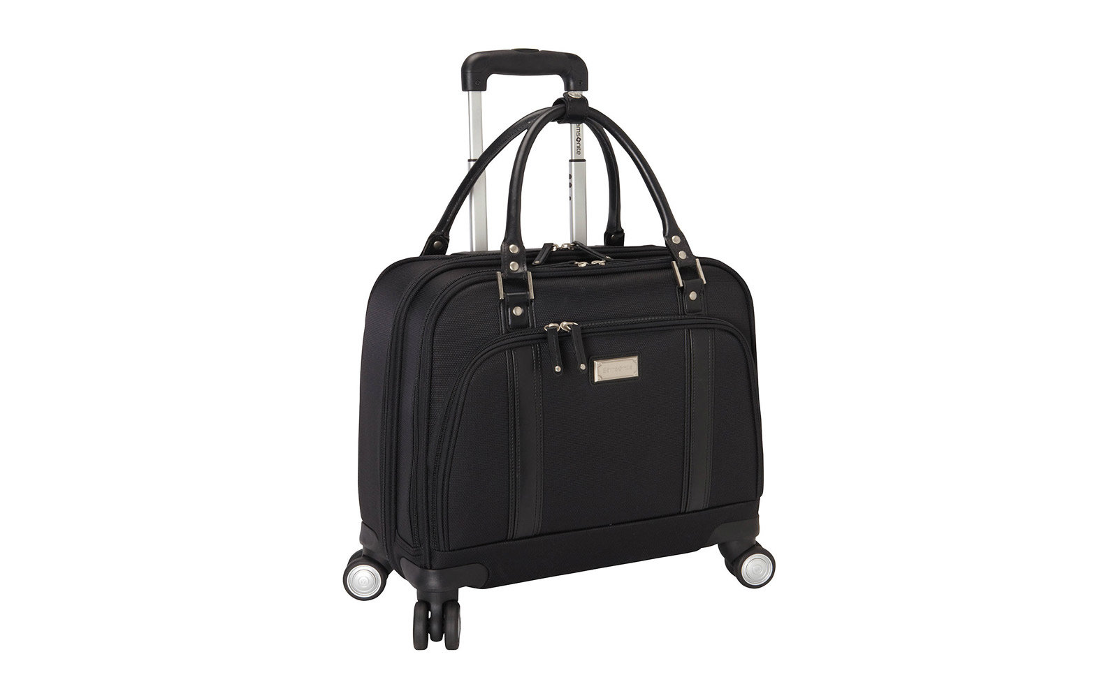 samsonite tote bag with wheels