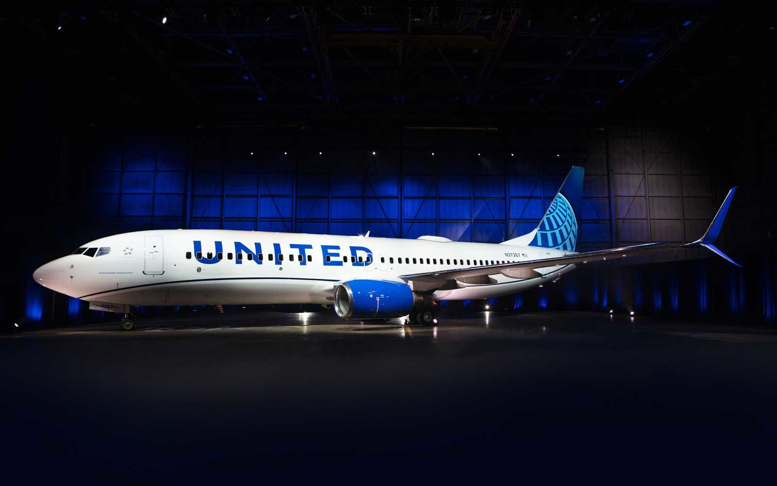 United Airlines Livery Changes