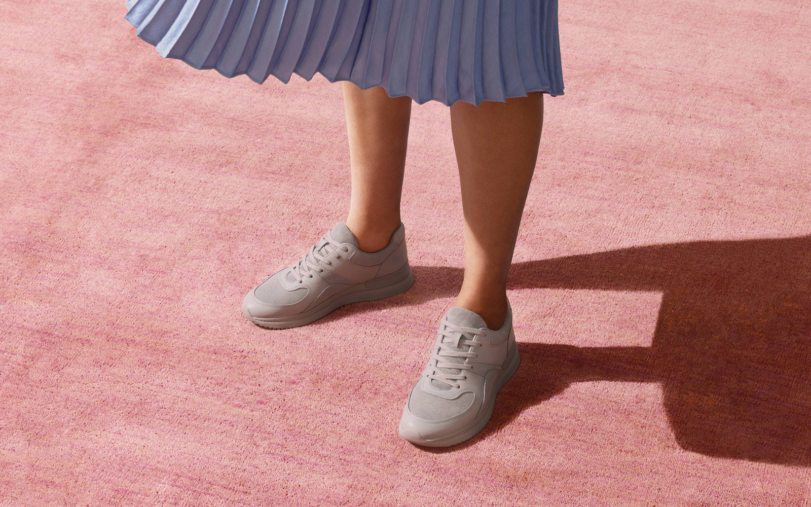 Everlane's Long-awaited Sneaker Isn't Just Comfortable — It's Incredibly Eco-friendly