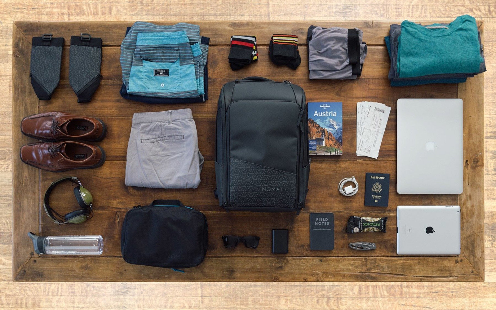 nomatic travel backpack review