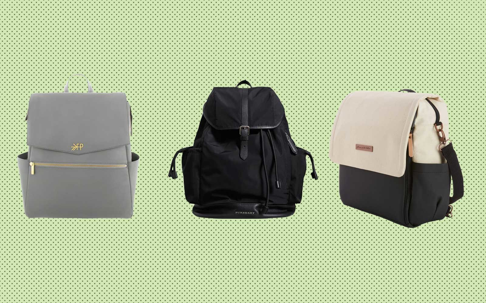 Chic Diaper Bags for Travel
