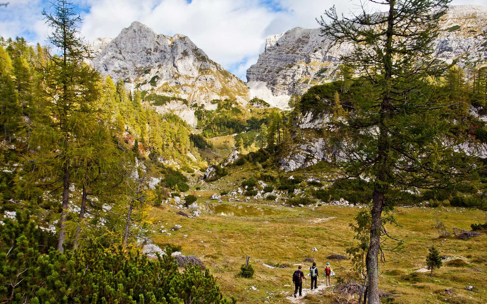 This Gorgeous New 186-mile Trail Takes Hikers Through the Best of the Alps