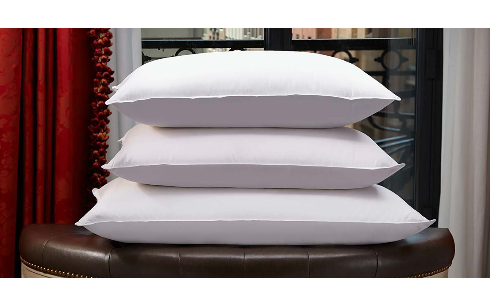 St. Regis Hotel Pillows