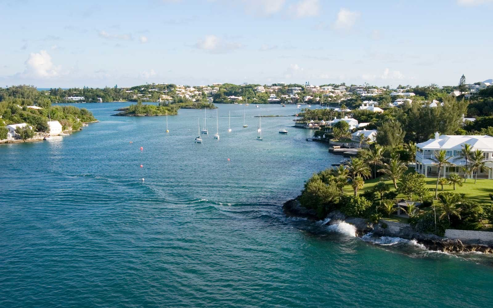 How Bermuda Plans To Double The Number Of African-American