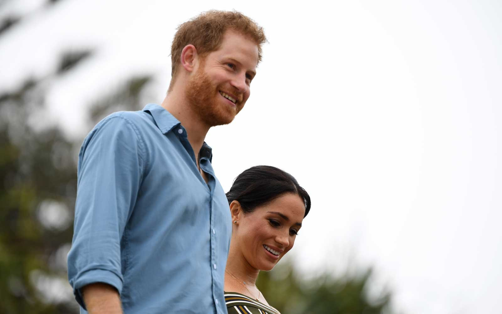 Prince Harry, Duchess of Sussex