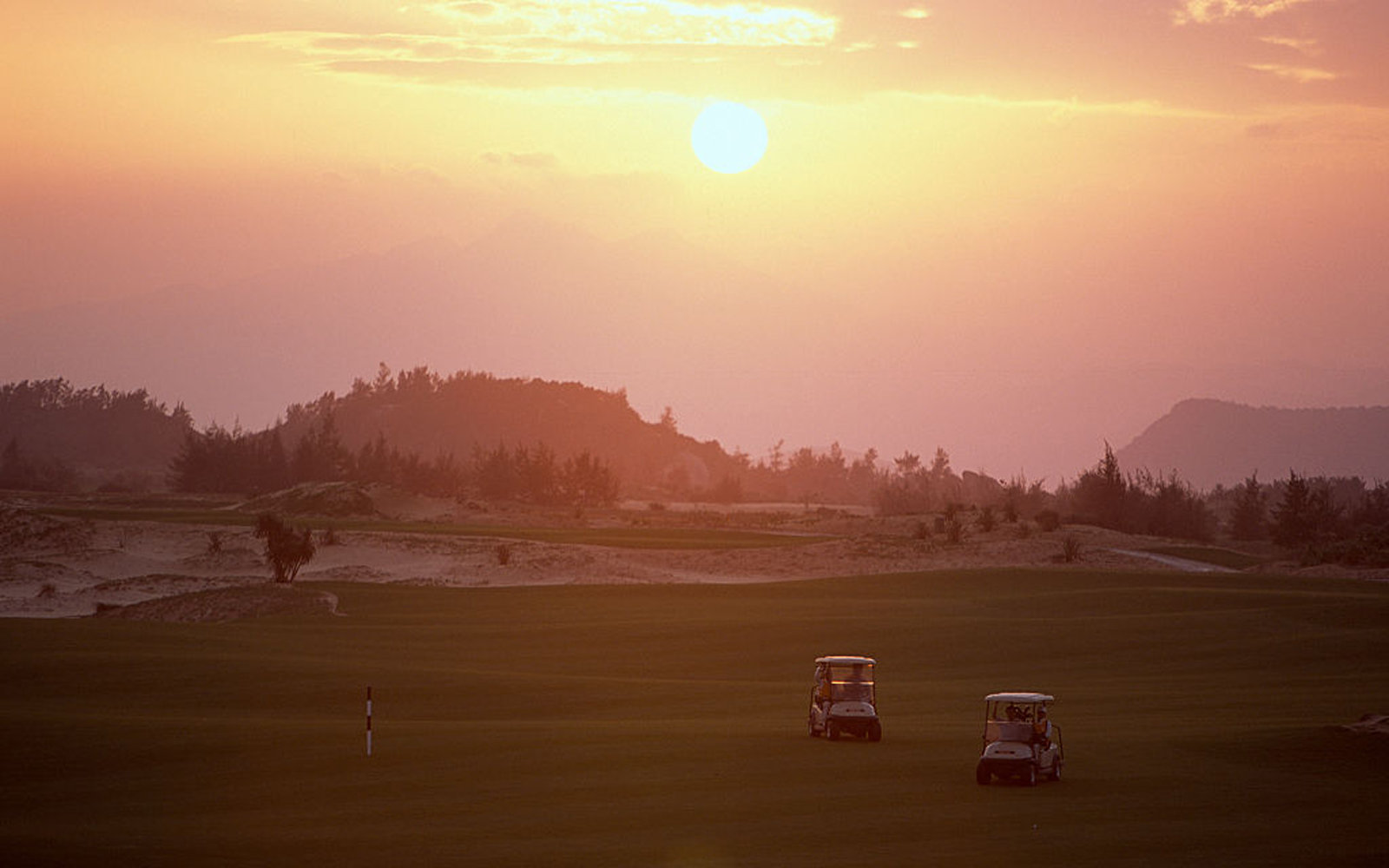11 of the Most Scenic Golf Courses in the World