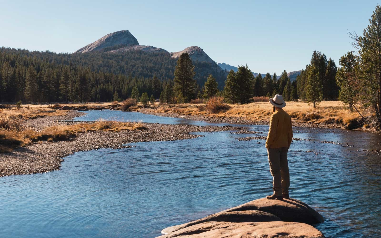 This Breathtaking New Hike in Yosemite Isn't for the Faint of Heart