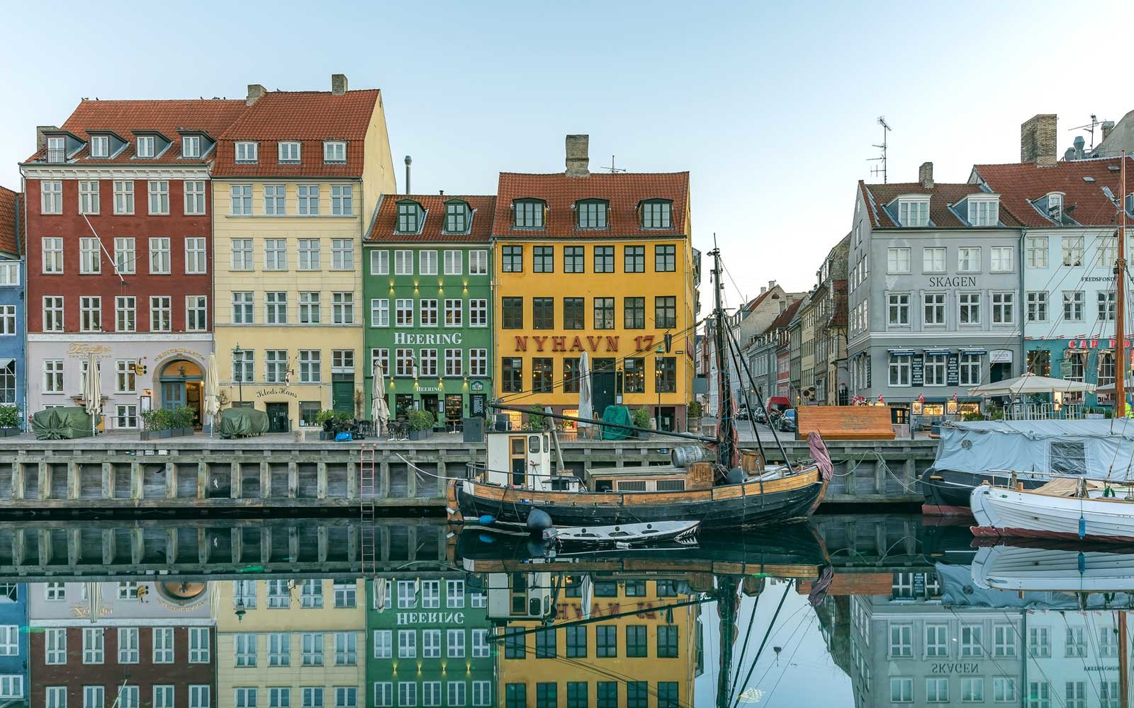 Book a Flight to Norway, Sweden or Denmark Starting at $355 Round-trip