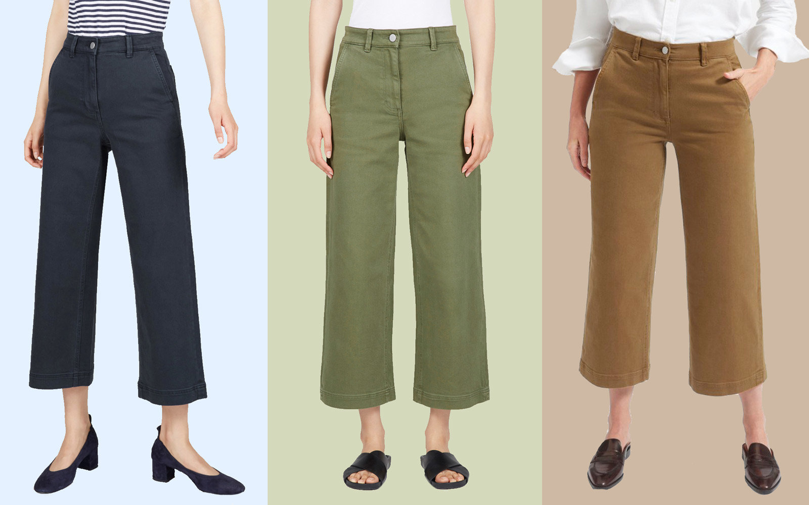 These Wildly Popular Wide-leg Pants Have 5,500 Near-perfect Reviews