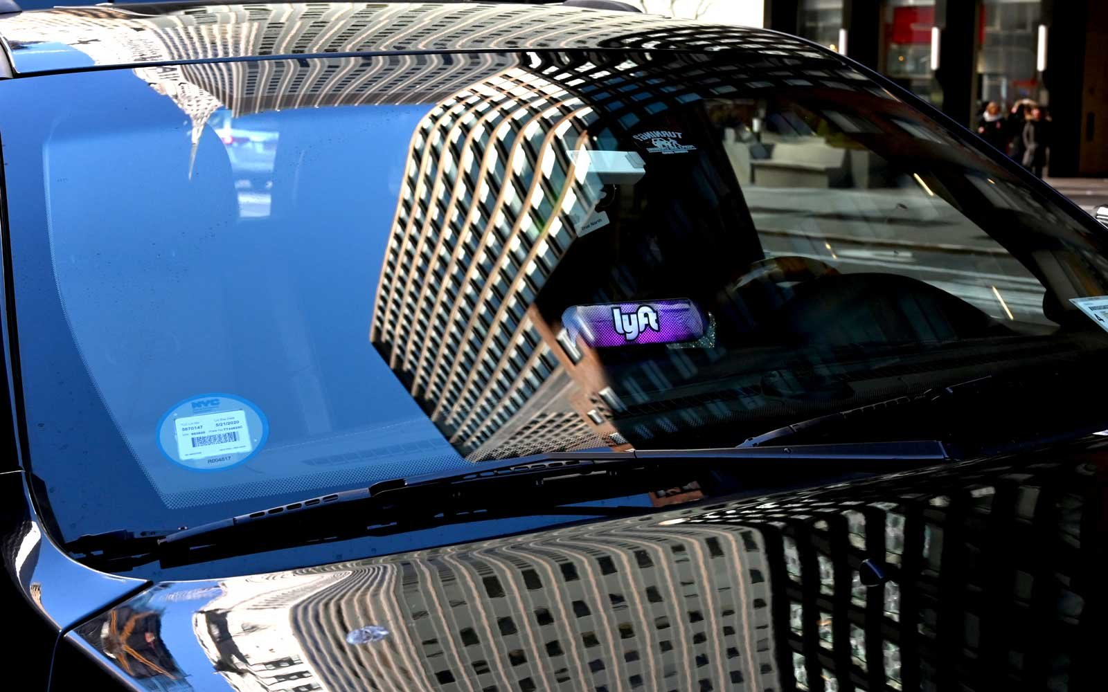 You can now earn Hilton Honors points every time you ride in a Lyft