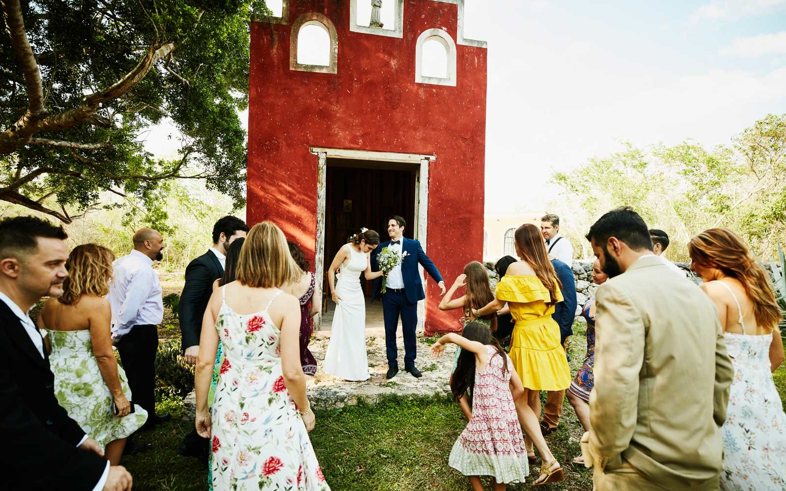 At Least One Third of Americans Think Your Destination Wedding Is Selfish