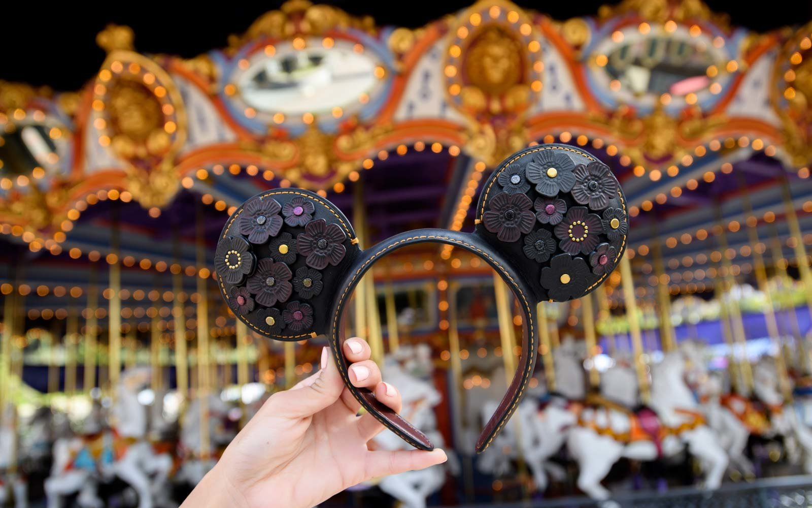 Heidi Klum, Vera Wang, and Disney Teamed up to Design Mickey and Minnie Mouse Ears, and They Are so Pretty