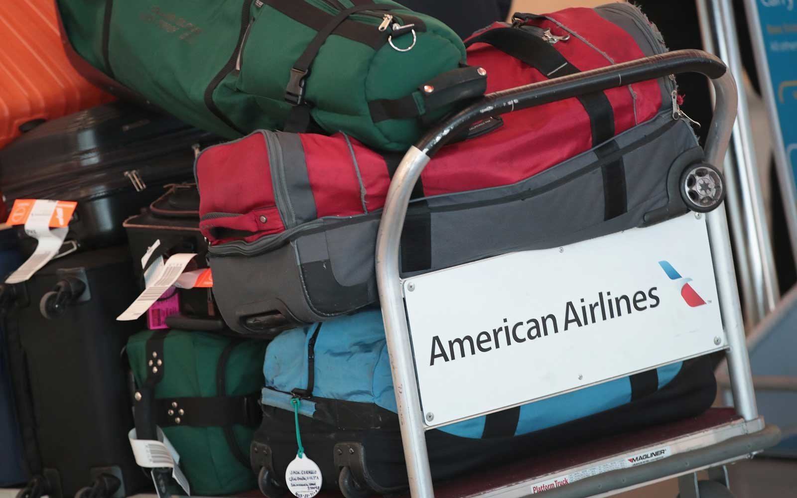 American Airlines Eliminates Oversized Bag Fee For Musical