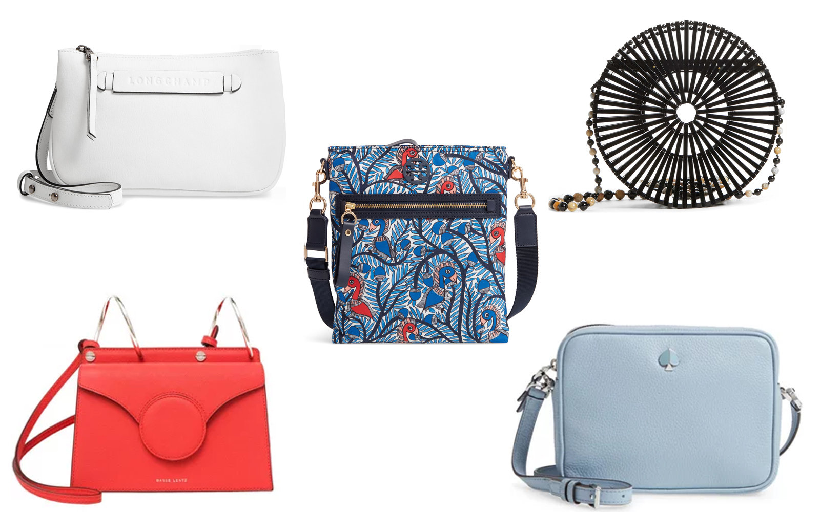 Nordstom's Half-yearly Sale Is Full of Cross-body Bags You'll Wear All Summer Long
