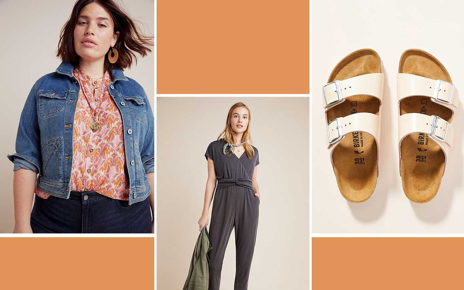 Anthropologie's Travel Shop Is Chock-full of Comfy Airport Outfit Ideas