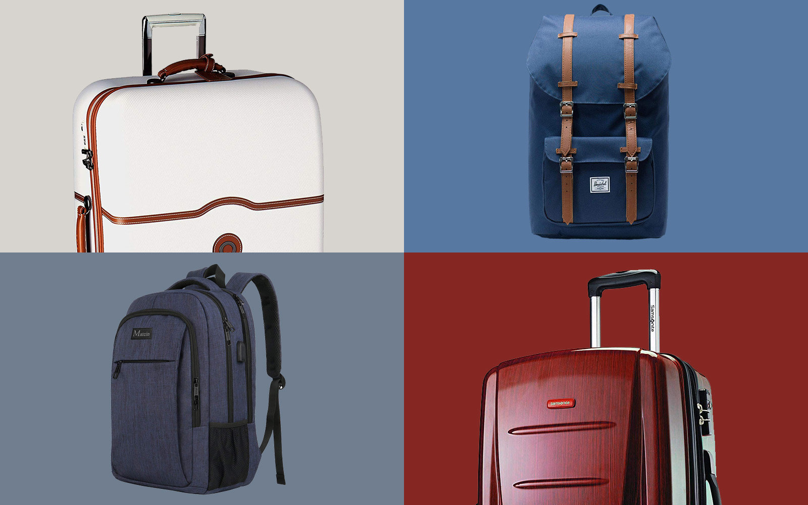 Amazon's Memorial Day Sale Is Here and It's a Treasure Trove of Luggage Deals