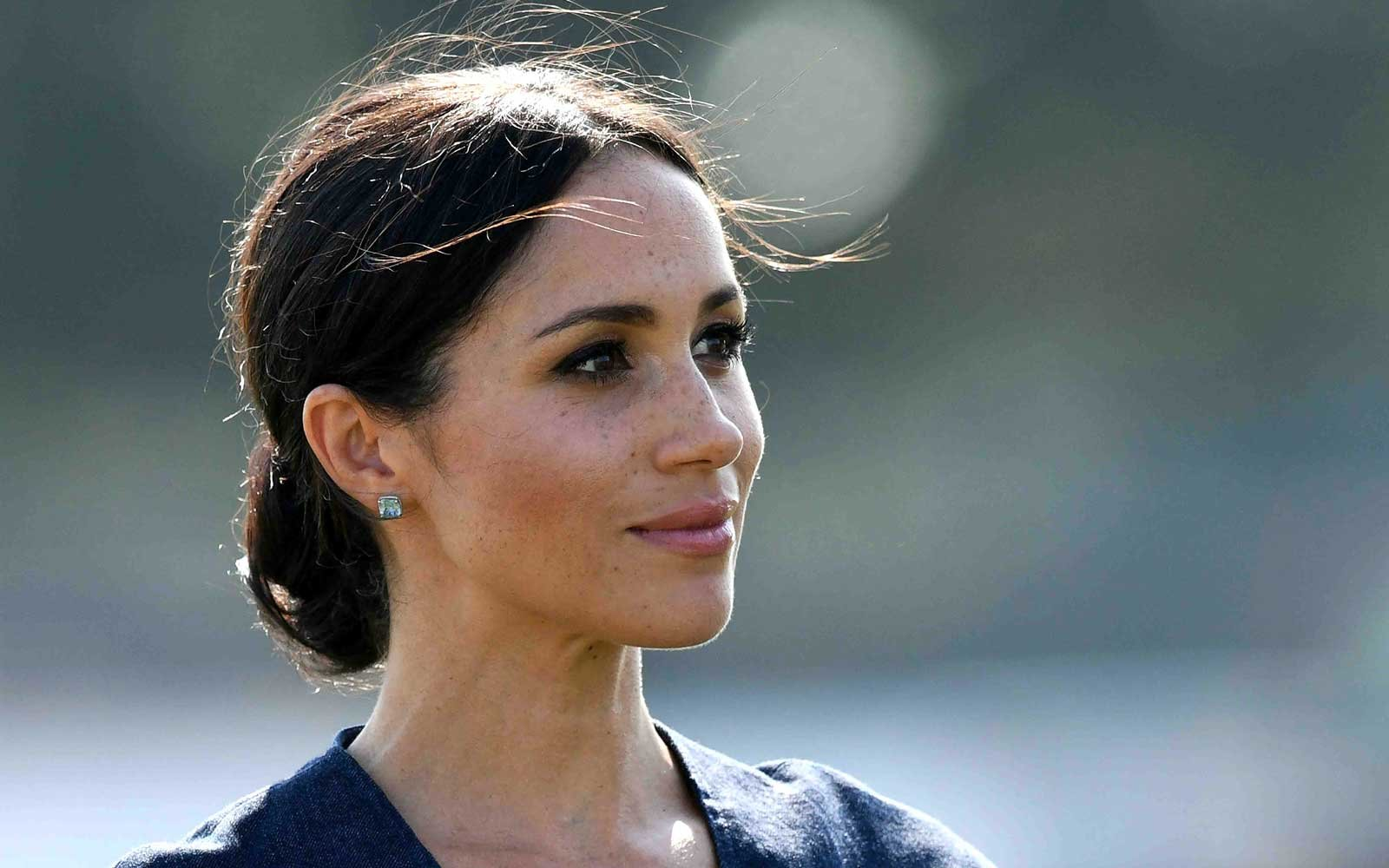 Why Meghan Markle Is Sitting Out Donald Trump's U.K. Visit