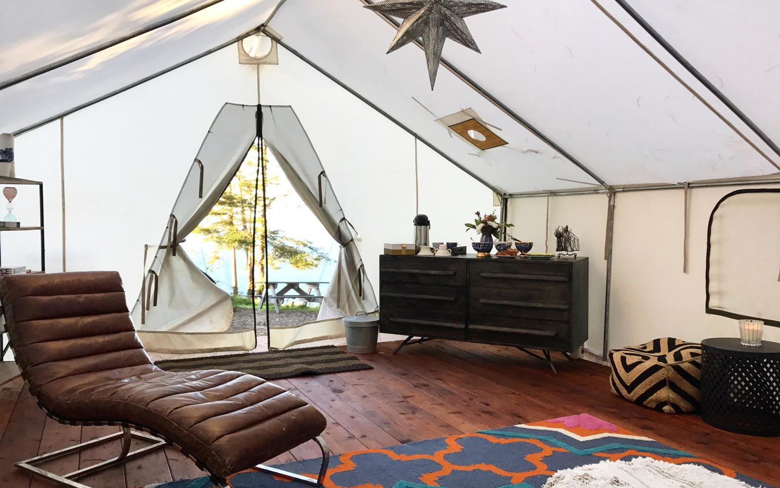 Terra Glamping in East Hampton