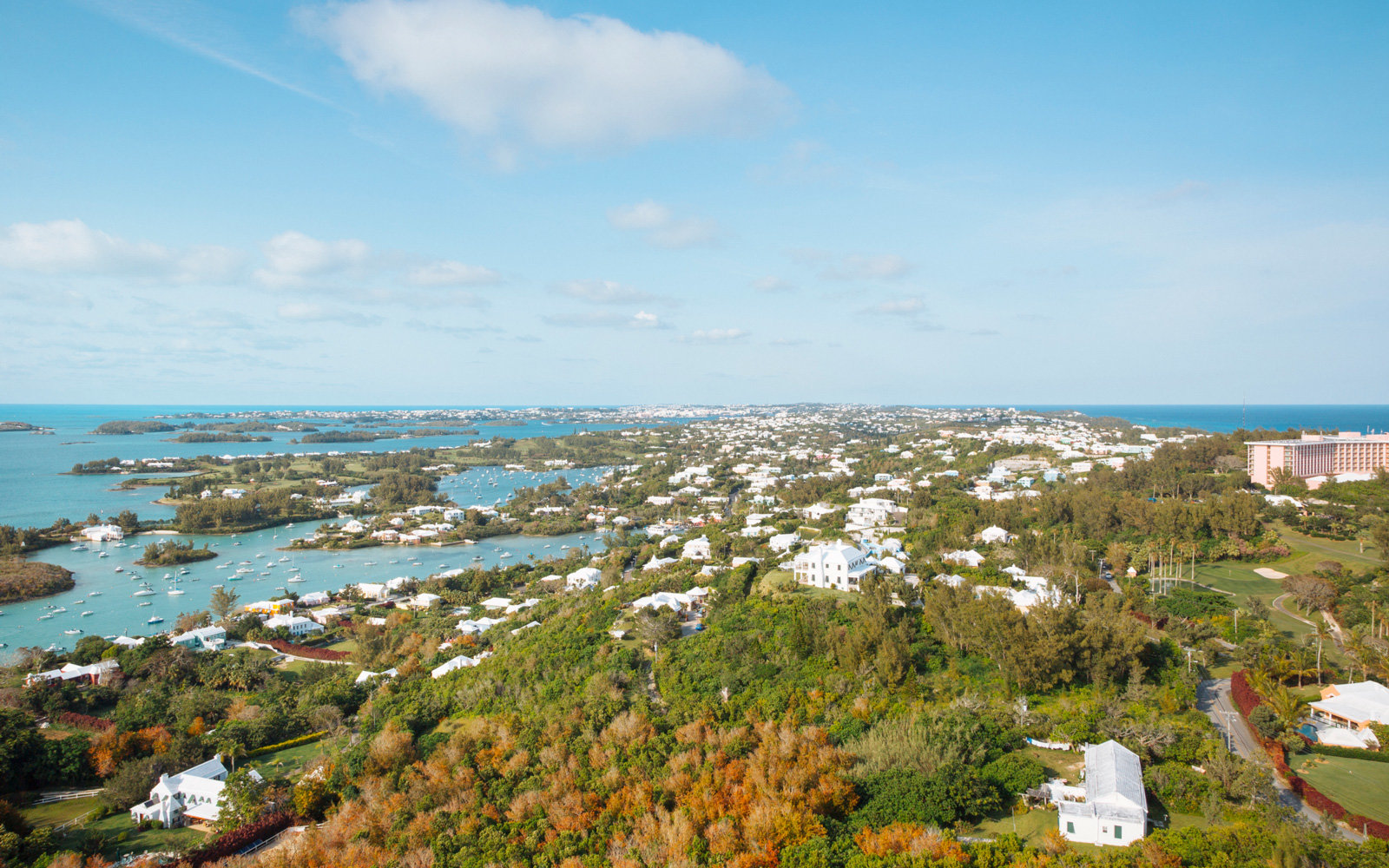 South Hampton Parish, Bermuda