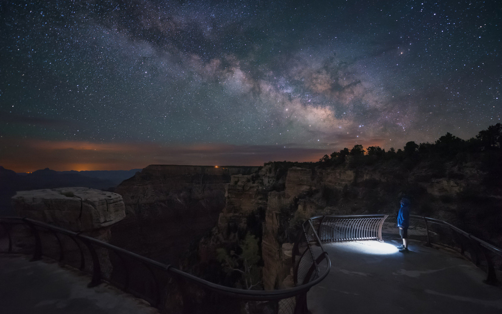 Grand Canyon, Night Sky