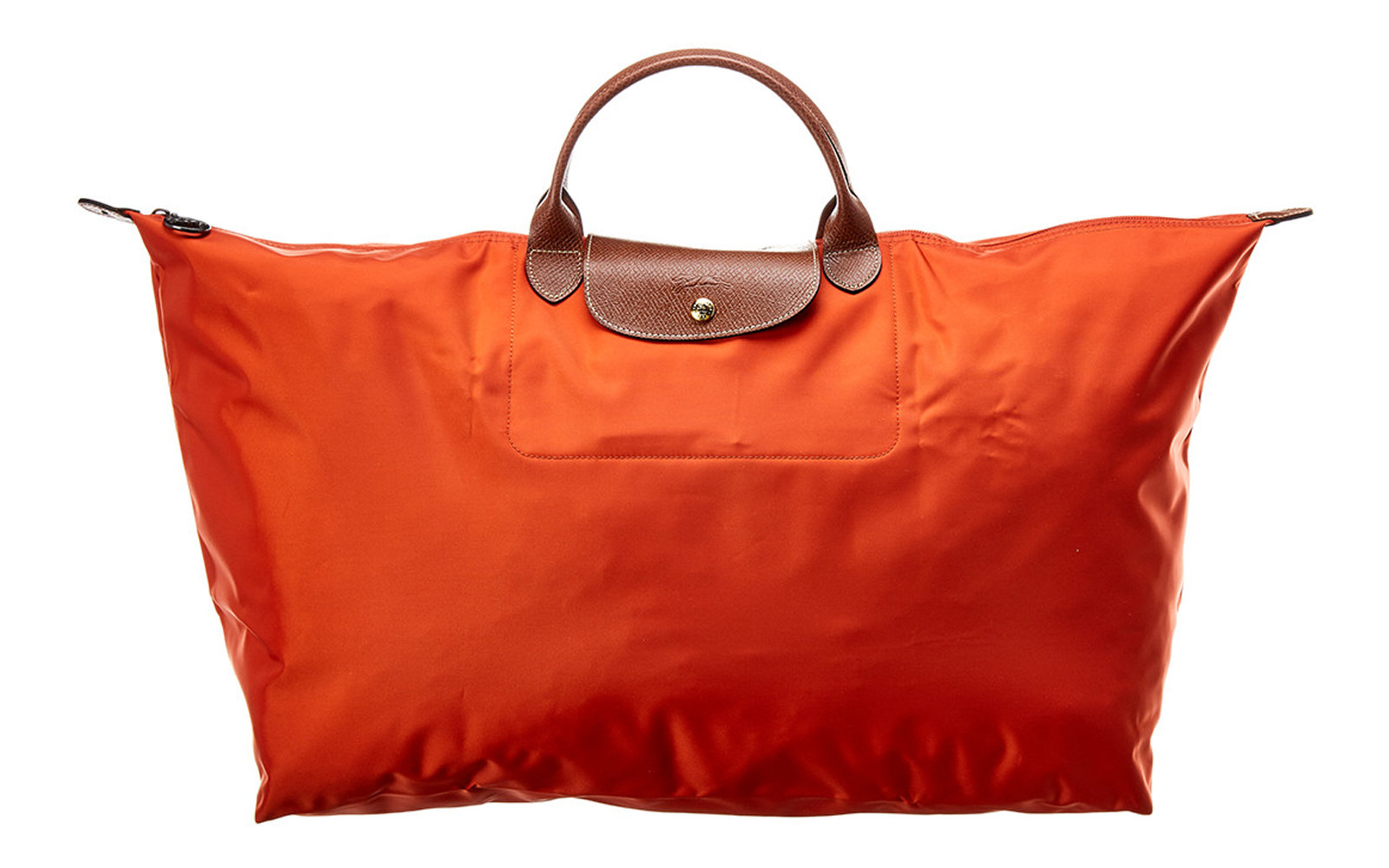 Longchamp Le Pliage XL Nylon Travel Tote in Red