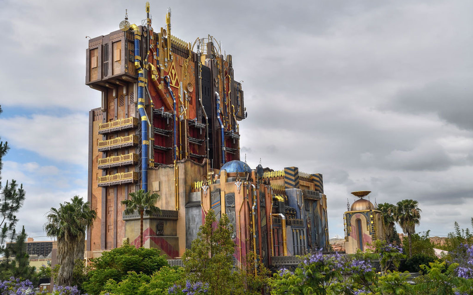 Disneyland Secures Permits for the Next Expansion: Marvel Land