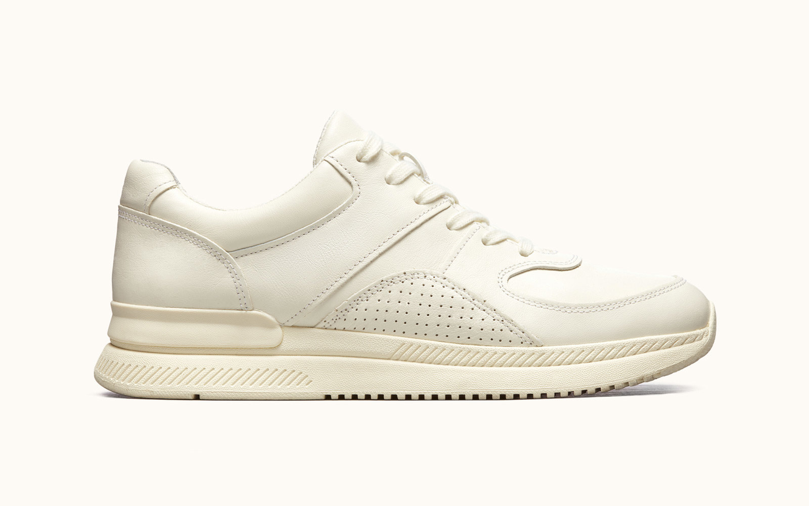 everlane tread white sneakers for women