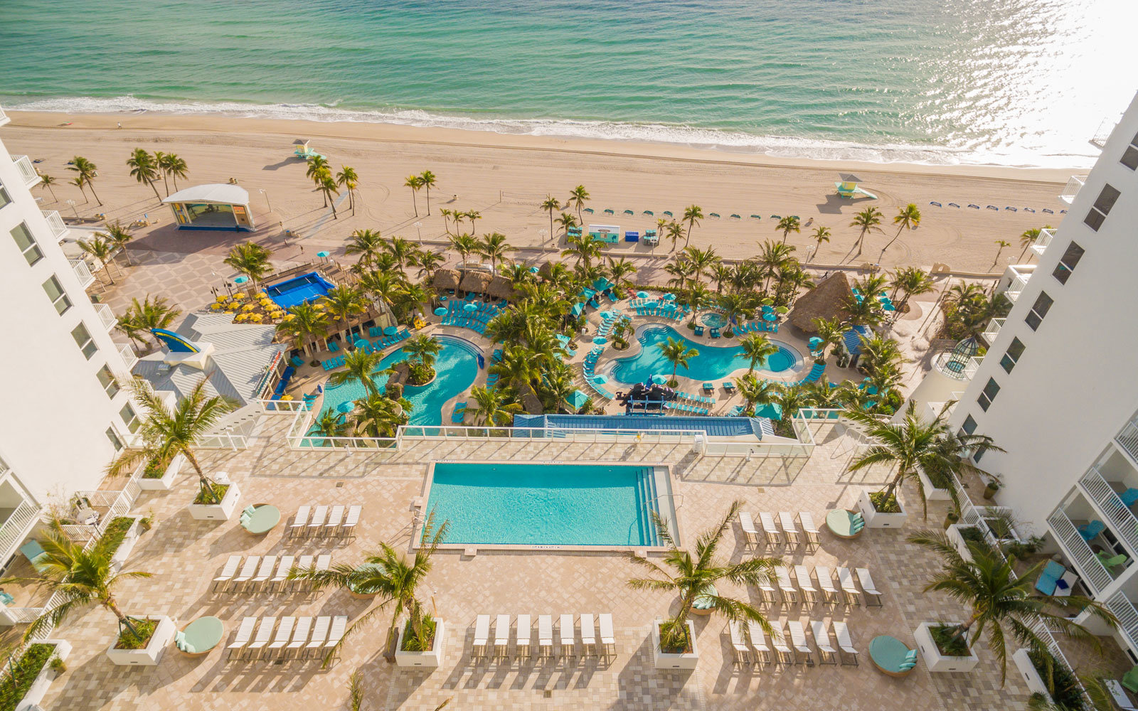 Save 30% off Stays at the Margaritaville Hollywood Beach Resort