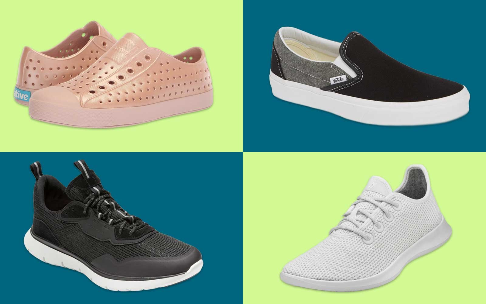 22c9a60f27161 These 11 Shoe Brands Make the Most Comfortable Sneakers | Travel + ...