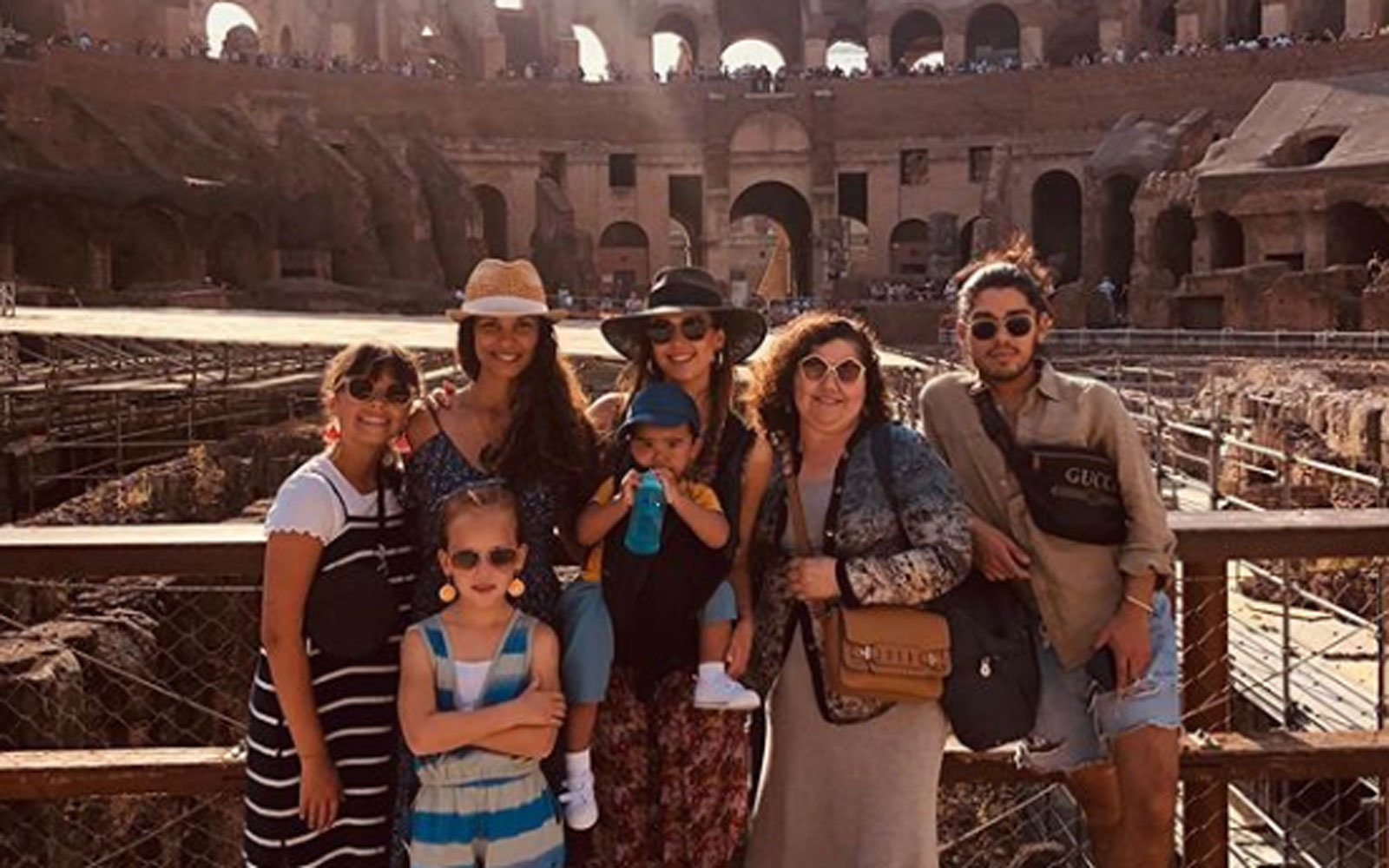 Jessica Alba's Picture-perfect Trip to Rome Was Planned by Oprah's Favorite Tour Company