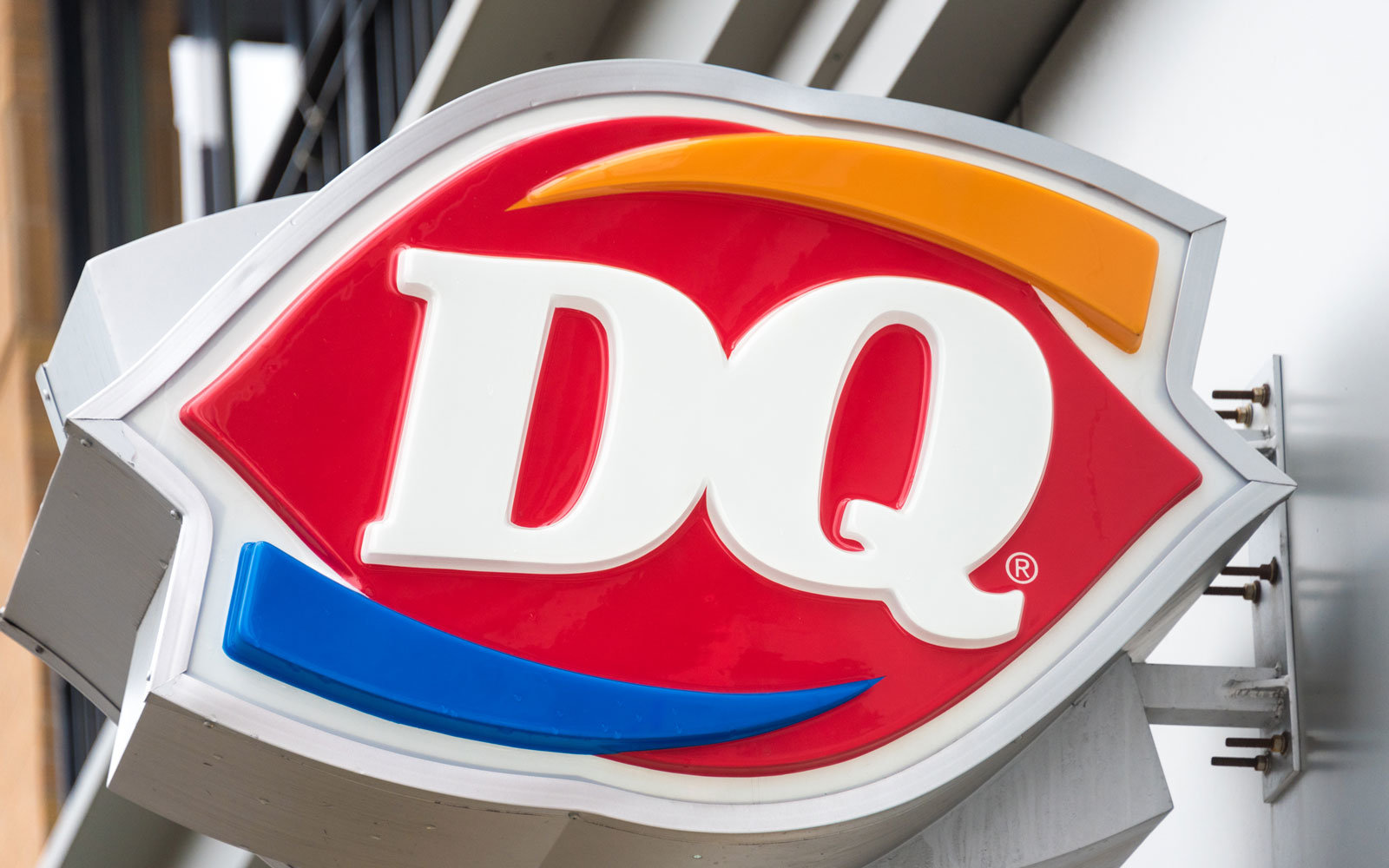 Free cone day at Dairy Queen...but there's a twist