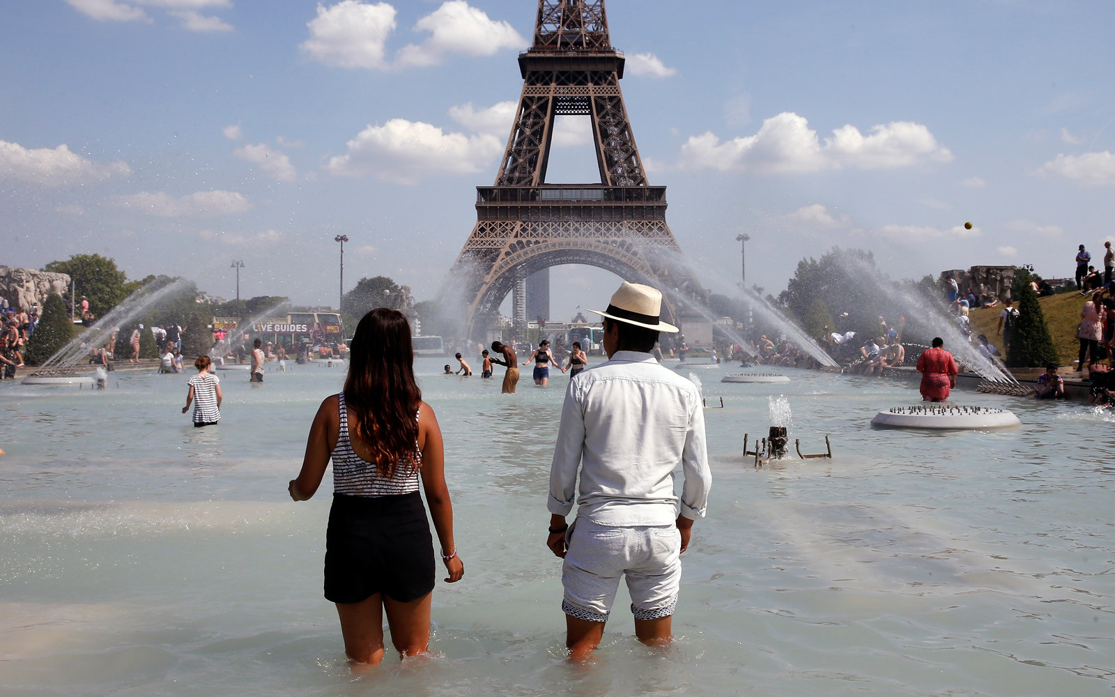 A Massive Heat Wave Will Hit Europe This Week Travel