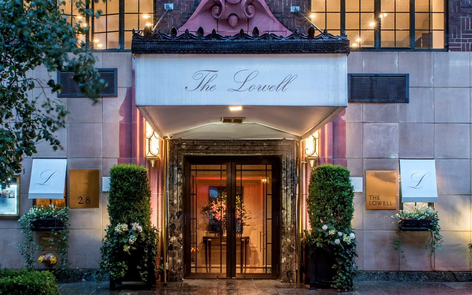 The Lowell Hotel, New York
