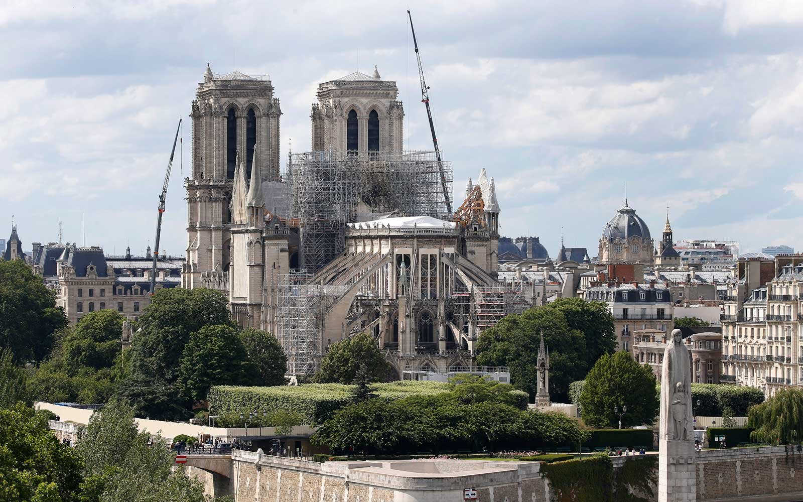 Notre Dame Fire Cause