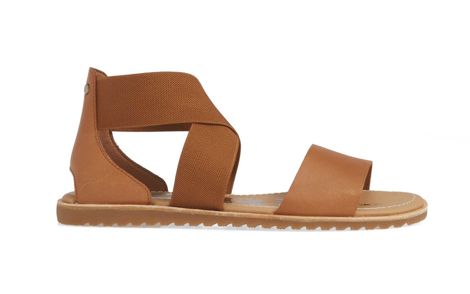 comfy walking sandals
