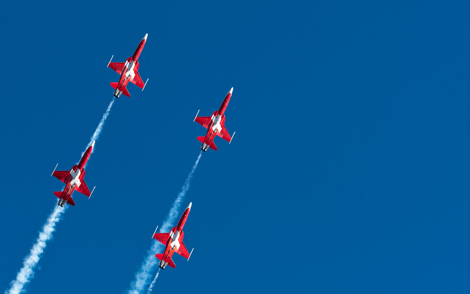 Swiss Aerial team