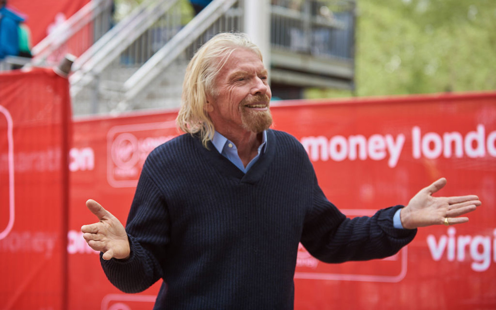 The Incredible Reason Why Richard Branson Started Virgin Airlines