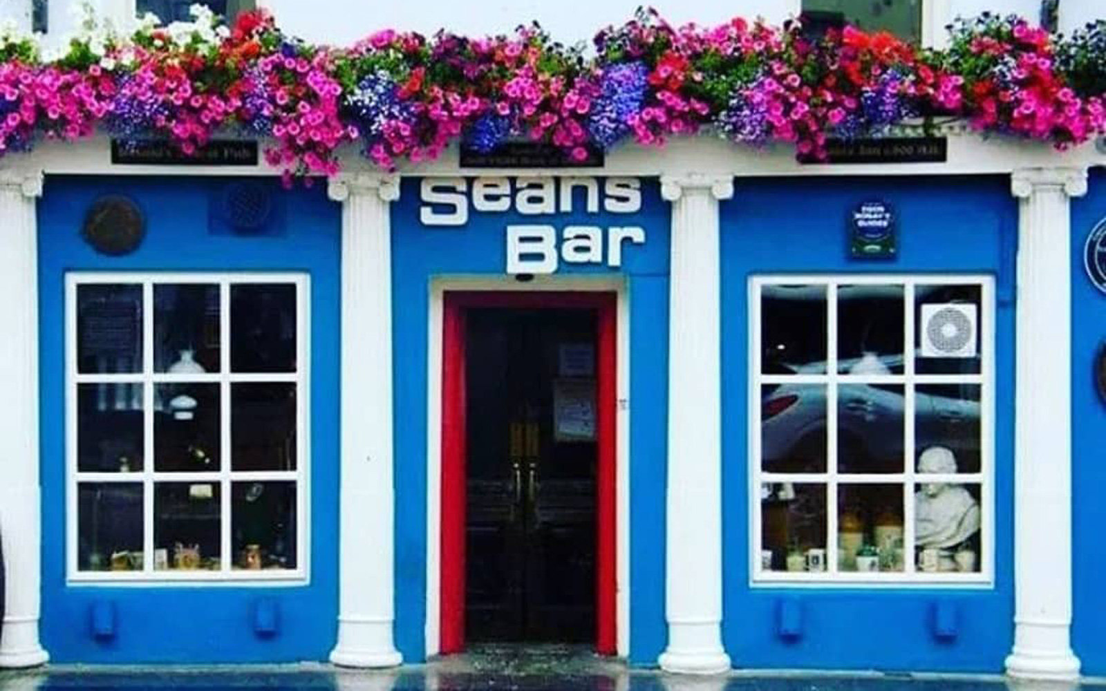 Oldest Pub in Ireland, Sean's Bar